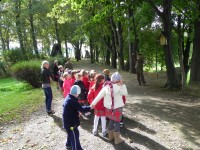 Spotkanie z leśnikami